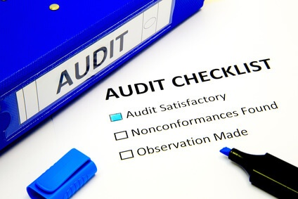 Department of Labor Audit